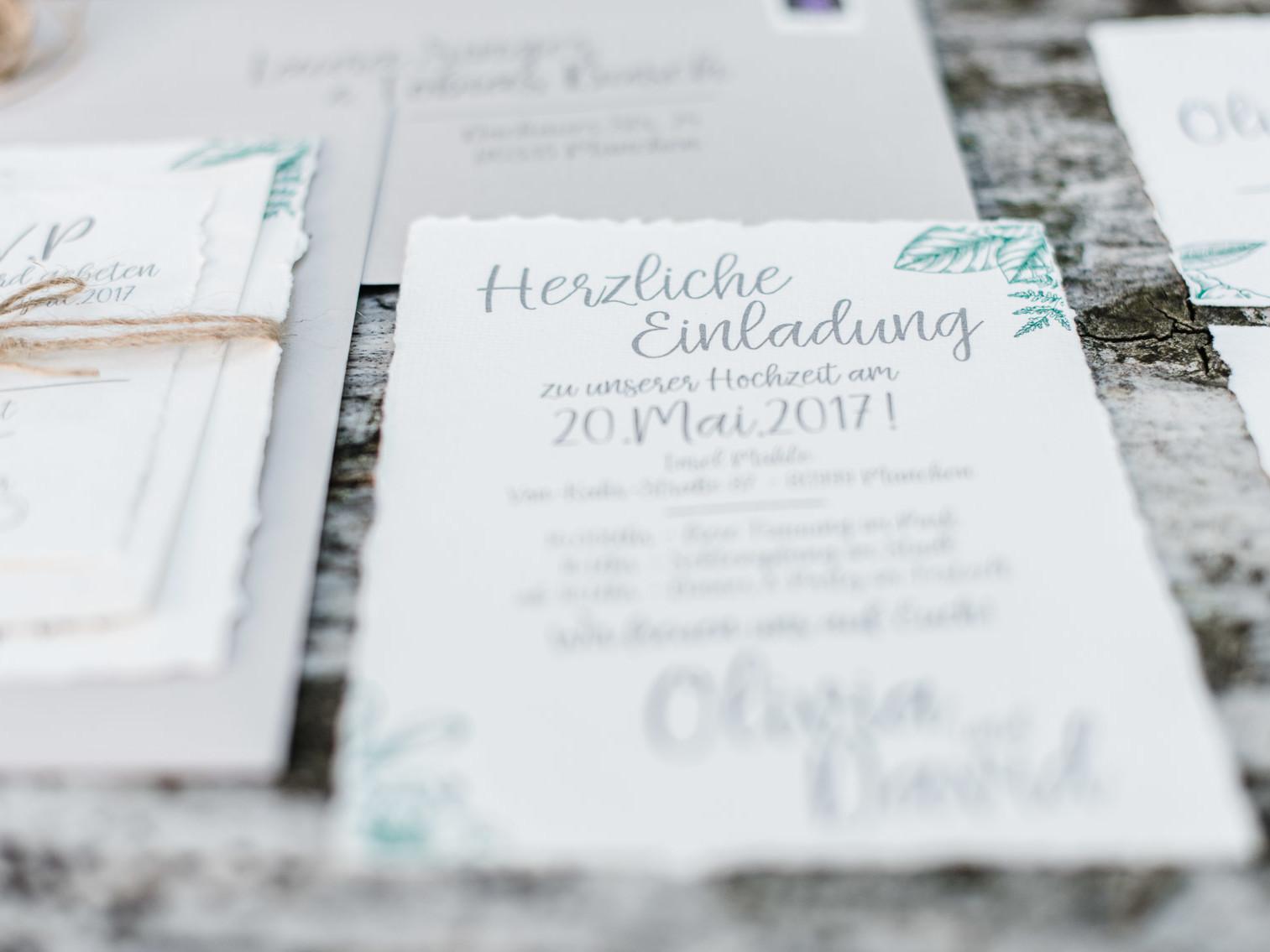 Hochzeitseinladung bayerische Bayrische Hochzeitseinladung