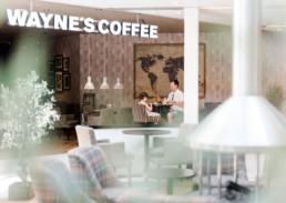 Cafe in Schweden, fotografiert von Veronika Anna Fotografie aus München