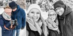 shooting-tag in sankt englmar bayerischer Wald paarshooting für verliebte im winter mit Veronika anna Fotografie