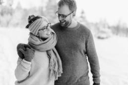 shooting-tag in sankt englmar bayerischer Wald paarshooting für verliebte im winter