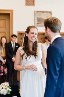 Hochzeitsfotos vom Standesamt in Kochel am See.