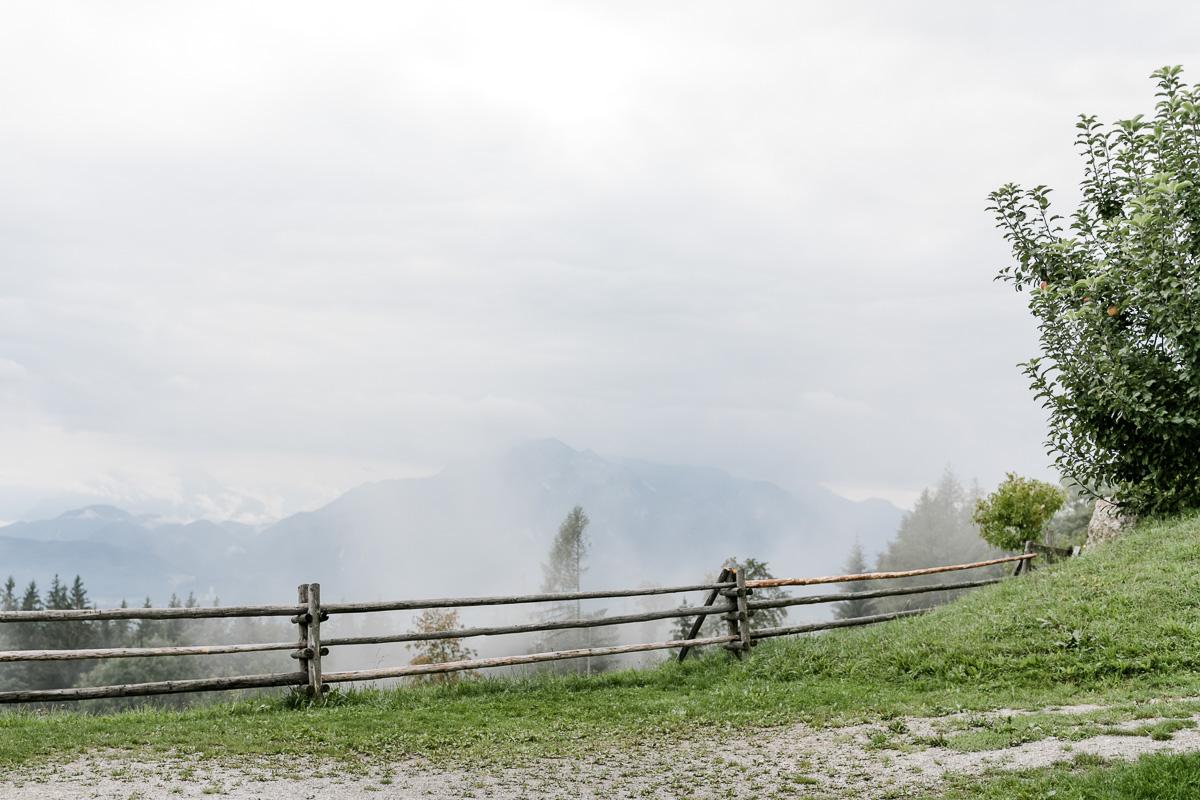 Zauberhafte Fotokulisse in den Bergen