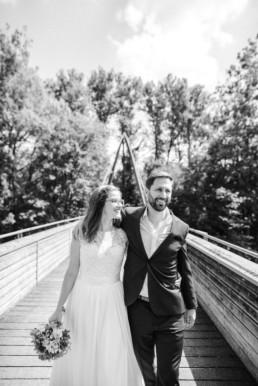 Heiraten im Sommer im Standesamt Ismaning, bei München