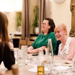 Zusammen Freude am Beruf Wedding Meet Up Straubing