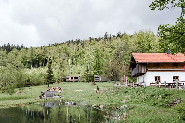 Hochzeit im bayerischen Wald Gutsalm Harlachberg