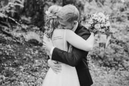 Hochzeitsfotografin Veronika Anna fängt echte Emotionen ein