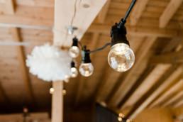 Lichterketten - Dekoration mit Lichterketten