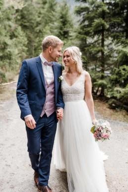 Pärchenfotos zur Hochzeit
