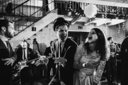 Die Party läuft auf Hochtouren - Hochzeitslocation Gutsalm Harlachberg