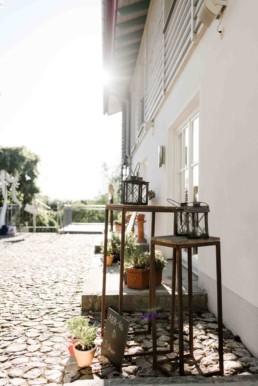 Mediterrane Sommerhochzeit in Schärding fotografiert von Hochzeitsfotografin Veronika Anna Fotografie