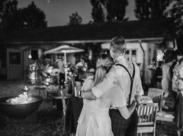 Couple Goals Wedding Evening. Paarfoto von Veronika Anna Fotografie.