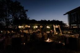 Zauberhafte Sommerhochzeit mit Abendstimmung