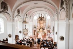 Kirchliche Trauung fotografiert von Veronika Anna Fotografie