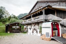 Berghochzeit an der Zistelalm bei Salzburg