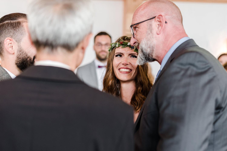 Freie Trauung mit Hochzeitsfotografin Veronika Anna Fotografie
