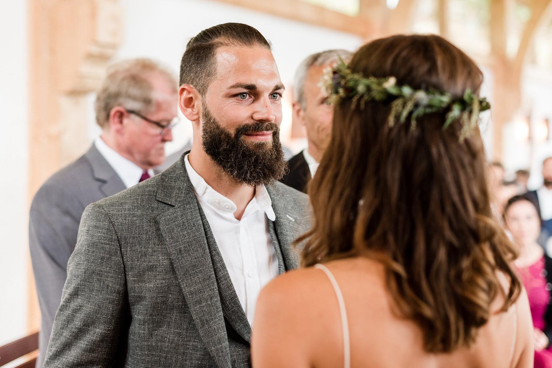 Emotionale Hochzeitsfotos aufgenommen von Hochzeitsfotografin Veronika Anna Fotografie, Deggendorf