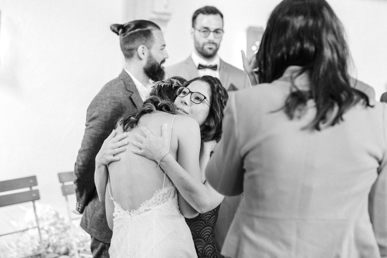 Glückwünsche zur Hochzeit am Grandsberger Hof, Deggendorf, Foto Veronika Anna Fotografie