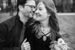 Aufnahme des Paares vom Paarshooting in München mit Veronika Anna Fotografie Hochzeitsfotografin Bayern