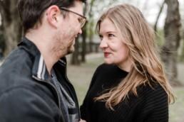 Paarshooting in München mit Veronika Anna Fotografie, Hochzeitsfotografin für Paare aus Bayern