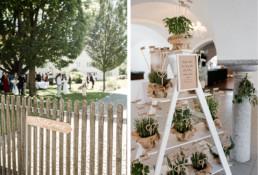 Nachhaltige Hochzeit in Bayern fotografiert von Veronika Anna Fotografie