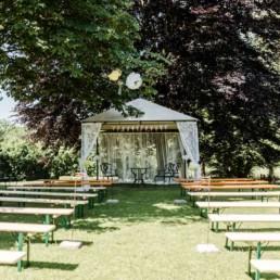 Freie Trauung am Irghof Obernberg fotografiert von Veronika Anna Fotografie Hochzeitsfotografin Oberösterreich