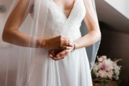 Details Bride Getting Ready, heiraten im bayerischen Wald mit Hochzeitsfotografin Veronika Anna Fotografie