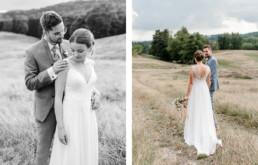 Paarshooting im bayerischen Wald, aufgenommen von Hochzeitsfotografin Veronika Anna Fotografie, Hochzeitsfotografin Bayern
