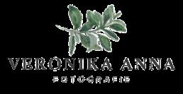 Neues Logo von Veronika Anna Fotografie, Hochzeitsfotograf aus Bayern, Deggendorf und Straubing