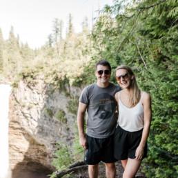 Couple in Canada, Kanada Reisebericht 2019 Veronika Anna Fotografie