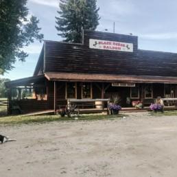 Black Horse Saloon in Kanada, fotografiert von Veronika Anna Fotografie aus Bayern