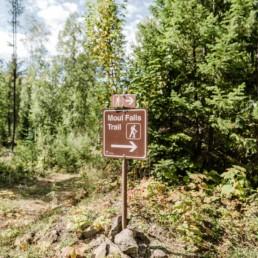 Moul Falls Trail, Reisebericht von Veronika Anna Fotografie