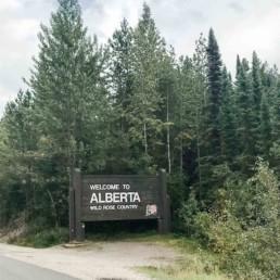 Welcome to Alberta, Reisebericht Kanada Roadtrip von Veronika Anna Fotografie
