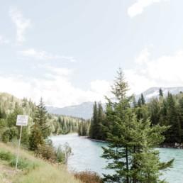 Straßenrand in Kanada, Reisebericht 2019 von Veronika Anna Fotografie.