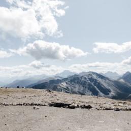 Berge Kanadas, fotografiert auf der Kanadareise 2019 von Veronika Anna Fotografie