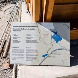 Athabasca Glacier, Kanada Reisebericht 2019 von Veronika Anna Fotografie.