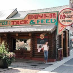 Kanadisches Diner, Veronika Anna Fotografie auf Reisen in Kanada, Reisebericht 2019