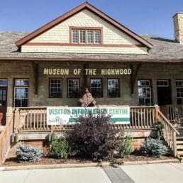 Museum of the Highwood, fotografiert beim Besuch von Veronika Anna Fotografin aus Bayern, Reisebericht 2019