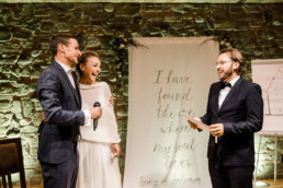 Hochzeit in Deggendorf im bayerischen Wald.