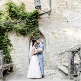 Heiraten im romantischen Schloss Egg im bayerischen Wald Hochzeitslocation fotografiert von Fotografin Veronika Anna