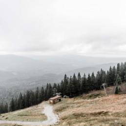 Wunderschönes Naturbild vom bayerischen Wald von der Fotografin Veronika Anna