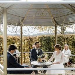 Natürliche Hochzeitsbilder von der Fotografin Veronika Anna im bayerischen Wald