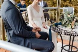 Natürliche Hochzeitsreportage bei der Hhochzeitslocation von Fotografin Veronika Anna Fotografie