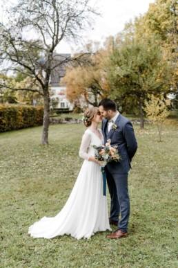 Natürliche Hochzeitsreportage in Niederbayern von der Fotografin Veronika Anna Fotografie