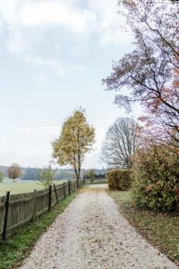 Natürliche Hochzeitsreportage mit Hochzeitslocation im bayerischen Wald aufgenommen von Veronika Anna